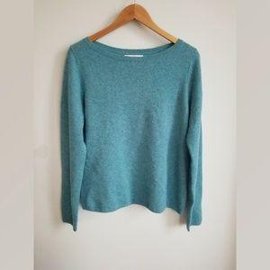Ellen Tracy 100% cashmere sweater